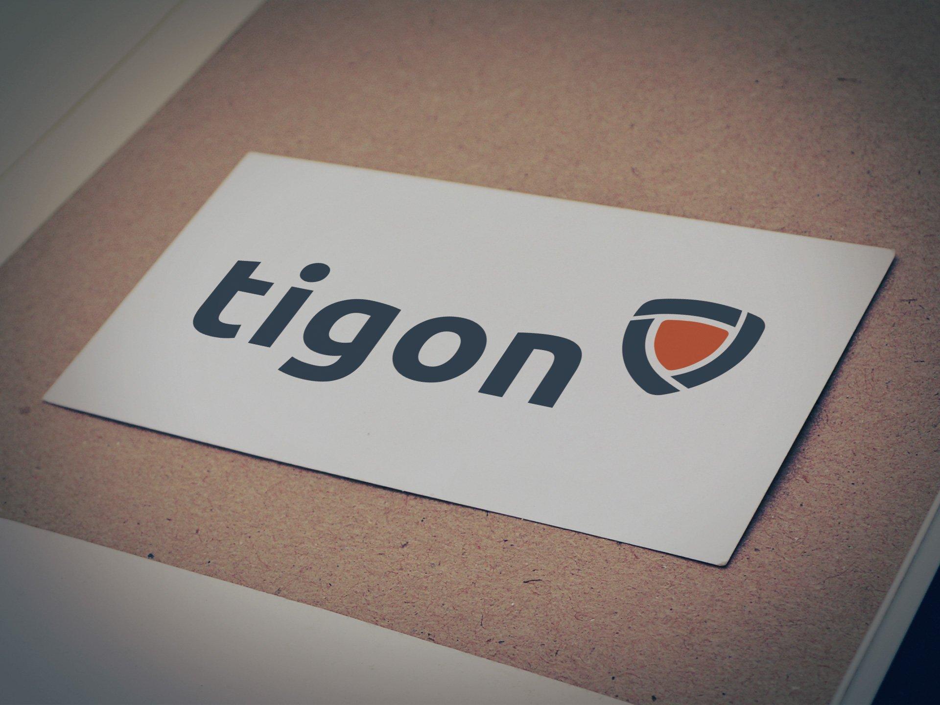 Tigon Logo - Designed by Casper Creative